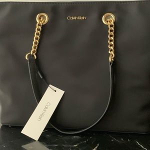 Kelvin Klein black bag